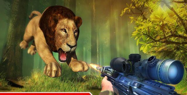 最真實的狩獵游戲